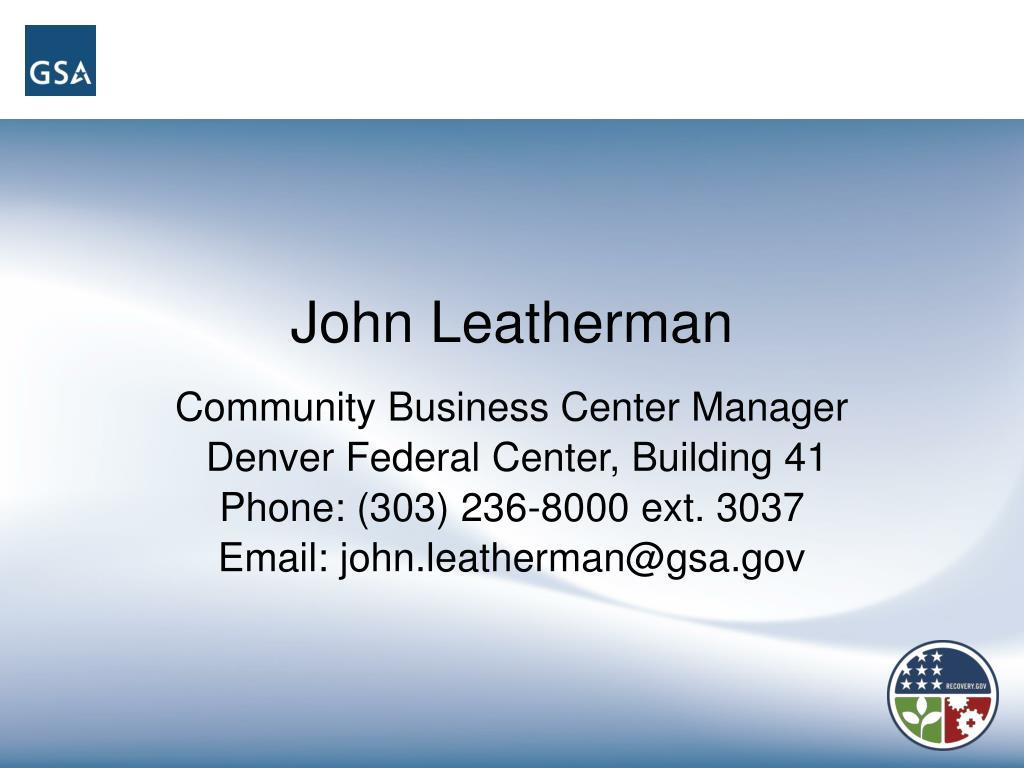 John Leatherman