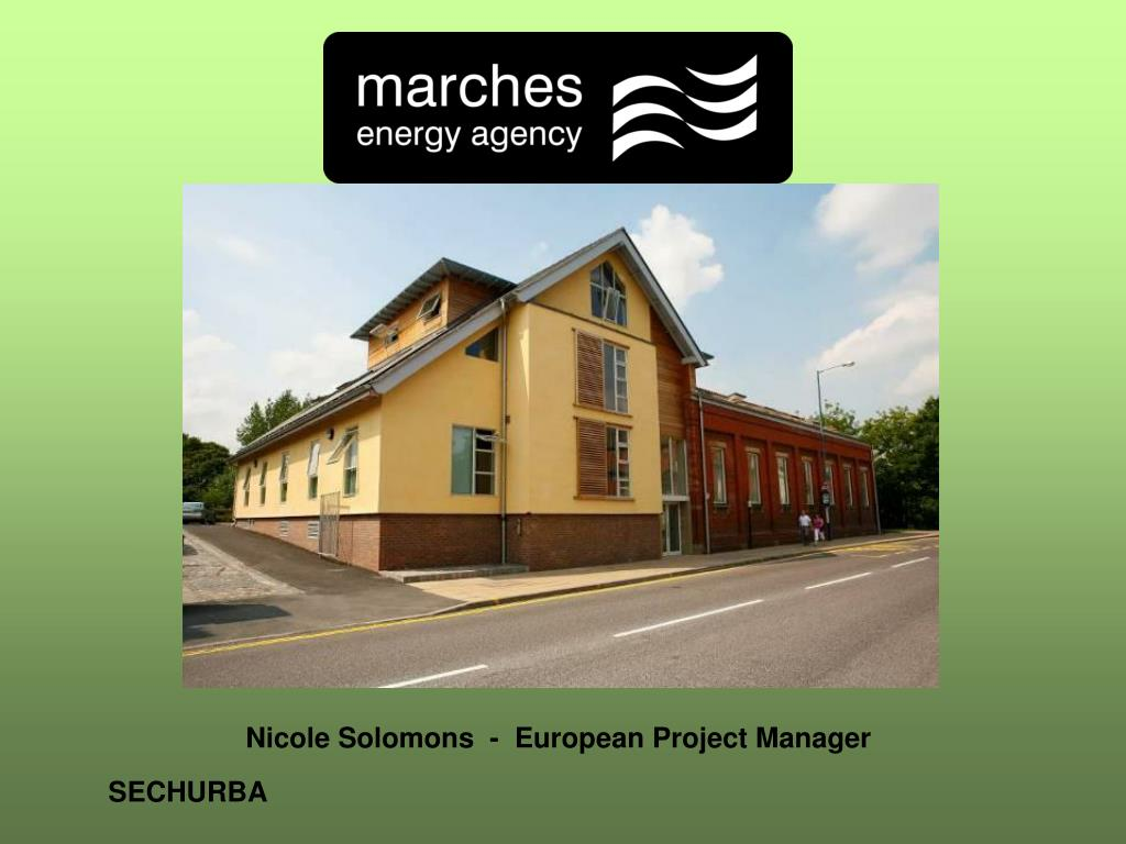 Nicole Solomons  -  European Project Manager