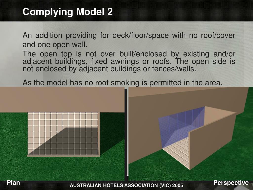 Complying Model 2