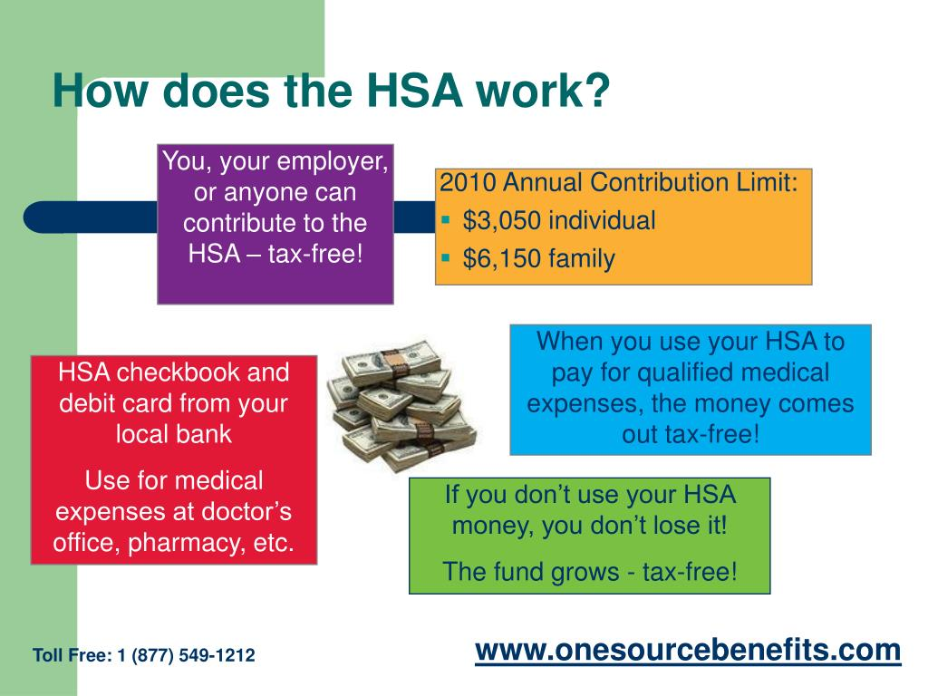 How does the HSA work?