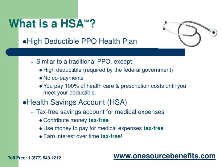 What is a HSA