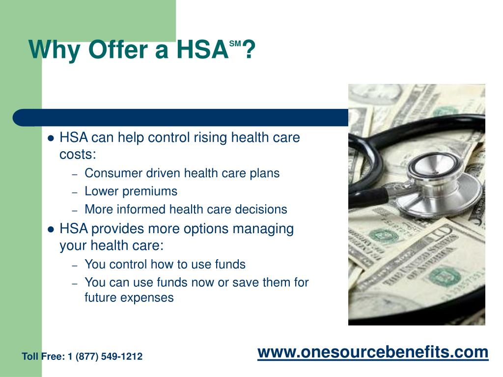 Why Offer a HSA