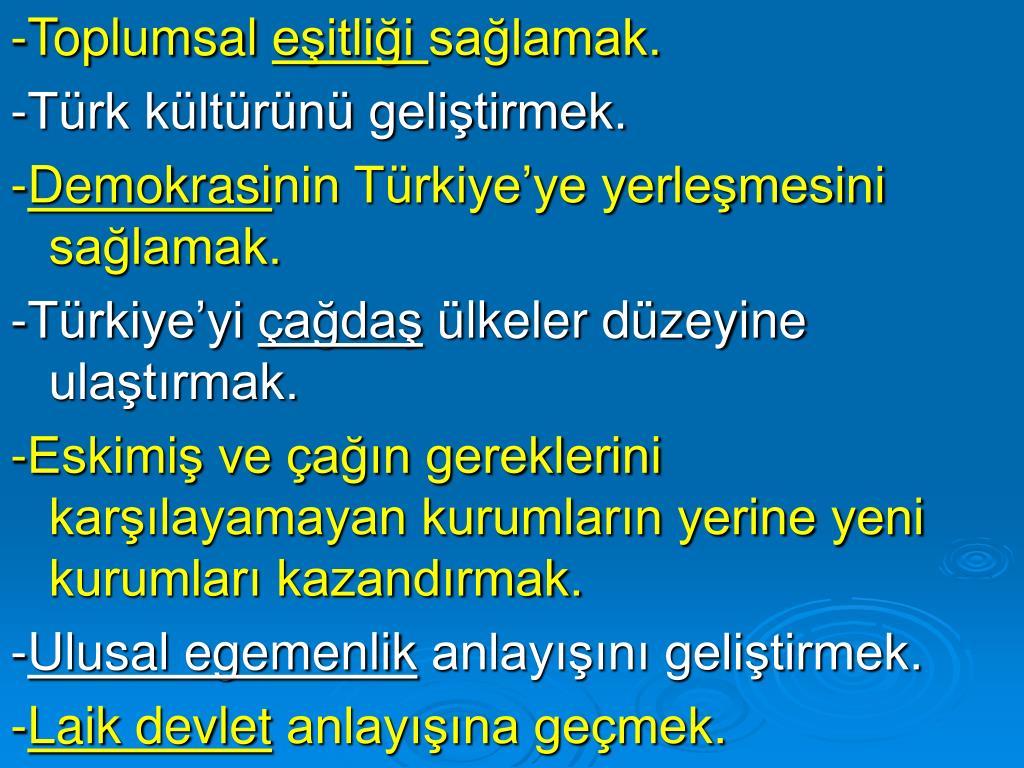-Toplumsal
