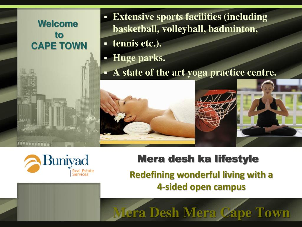 Extensive sports facilities (including basketball, volleyball, badminton,