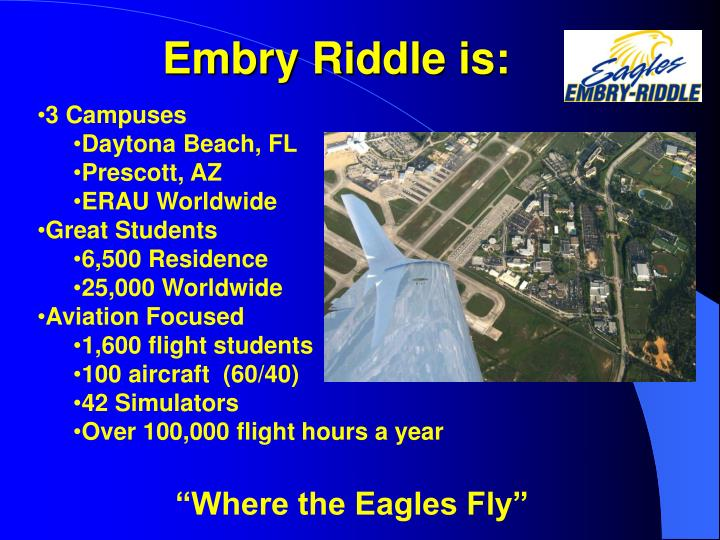 Embry riddle is l.jpg