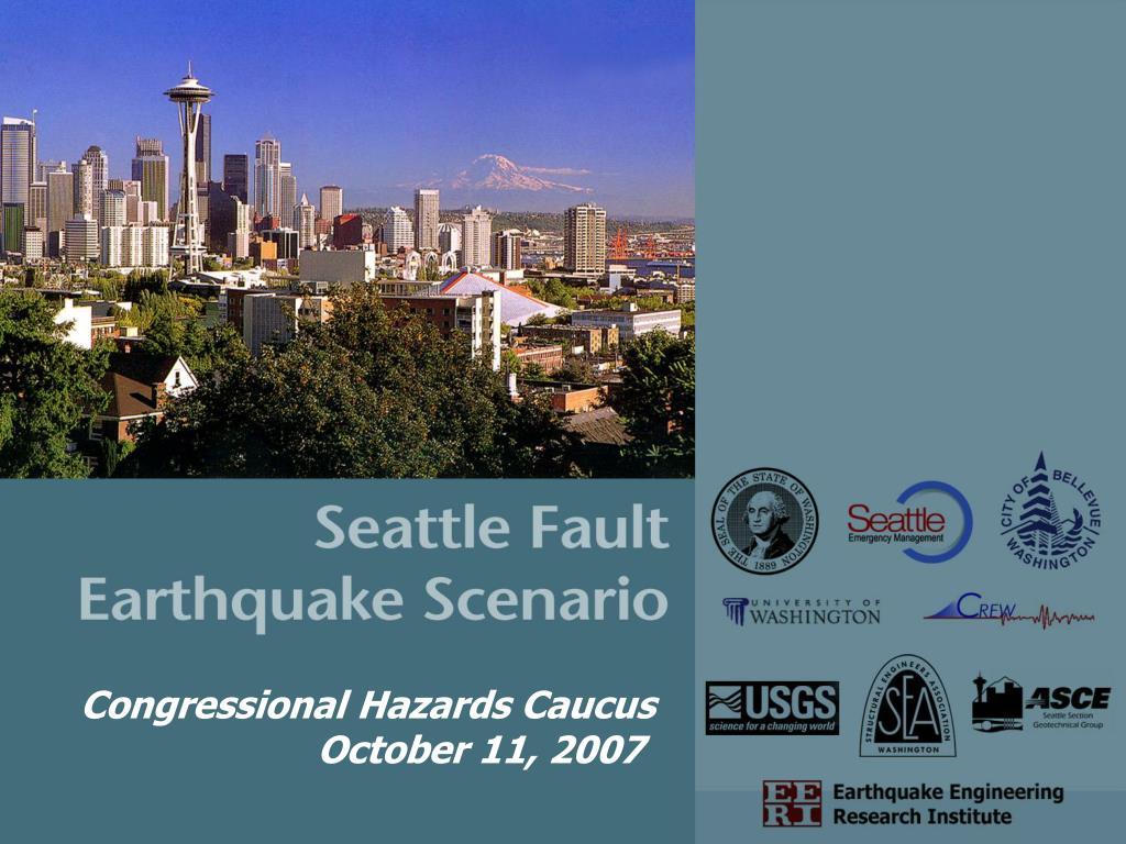 Congressional Hazards CaucusOctober 11, 2007