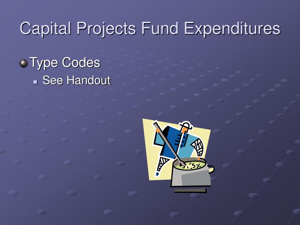 Capital Projects Fund Expenditures