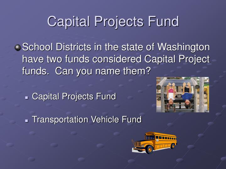 Capital projects fund3