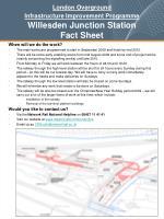london overground infrastructure improvement programme willesden junction station fact sheet2