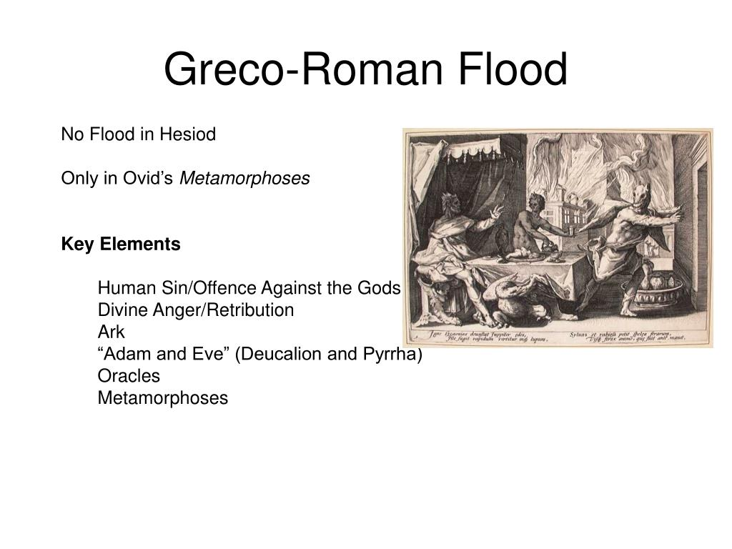 creation ovid and hesiod Myths of creation theogony and cosmogony text and  some have thought that hesiod was the first to systematically expose the origin of  ovid (43 bc - ad 17),.