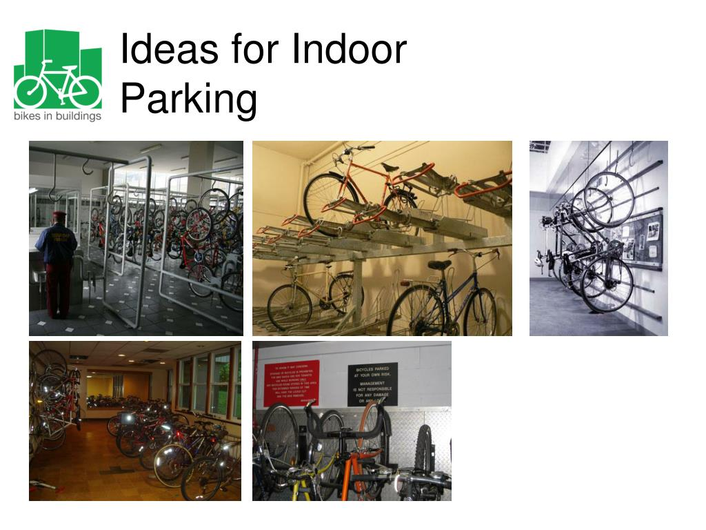 Ideas for Indoor Parking