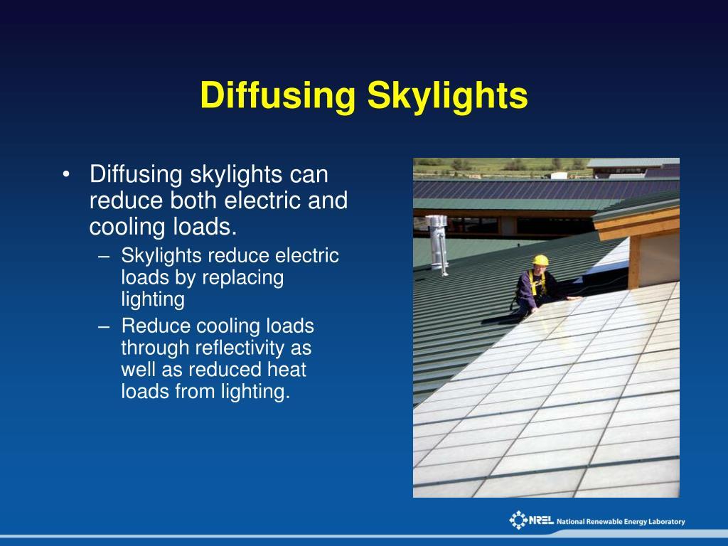 Diffusing Skylights