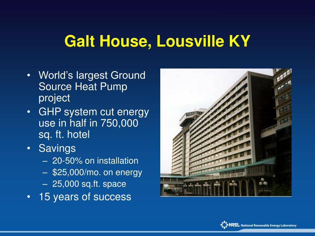 Galt House, Lousville KY