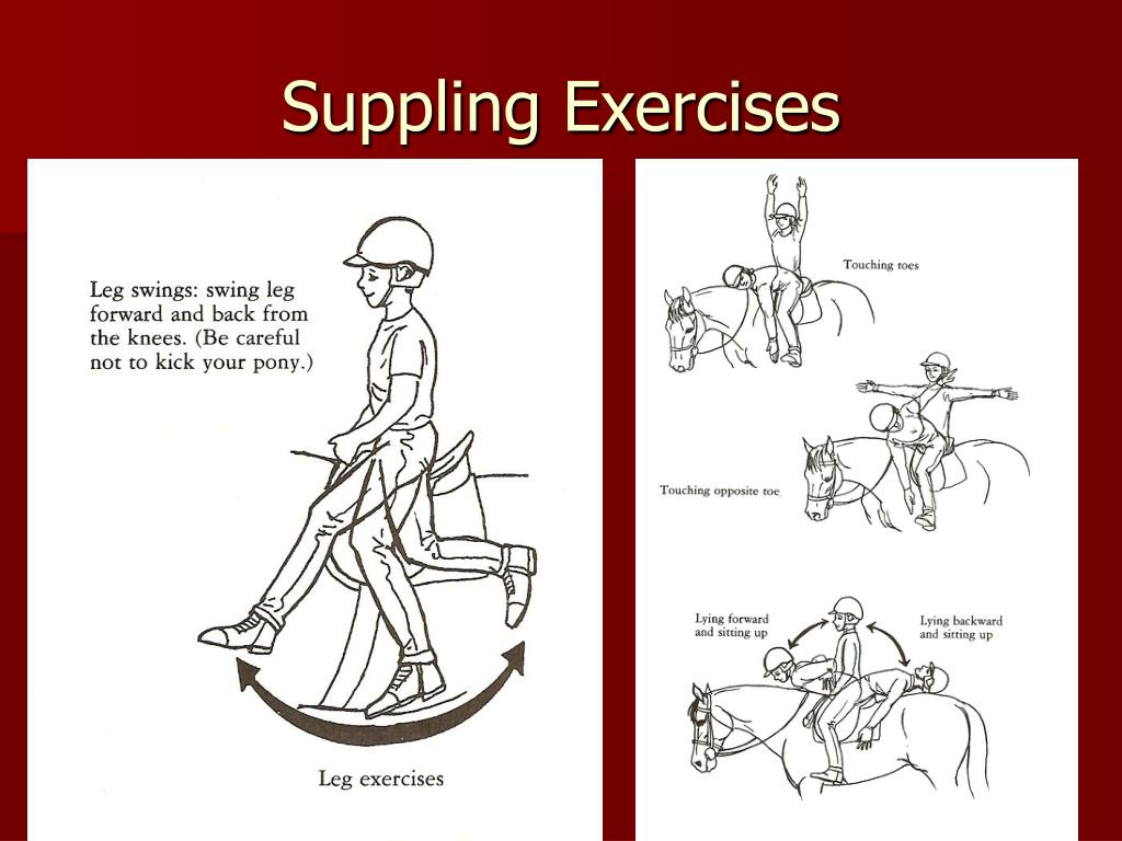 Suppling Exercises