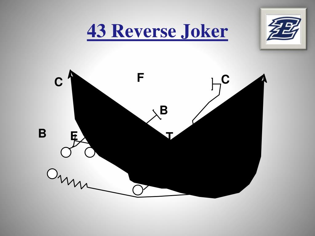 43 Reverse Joker