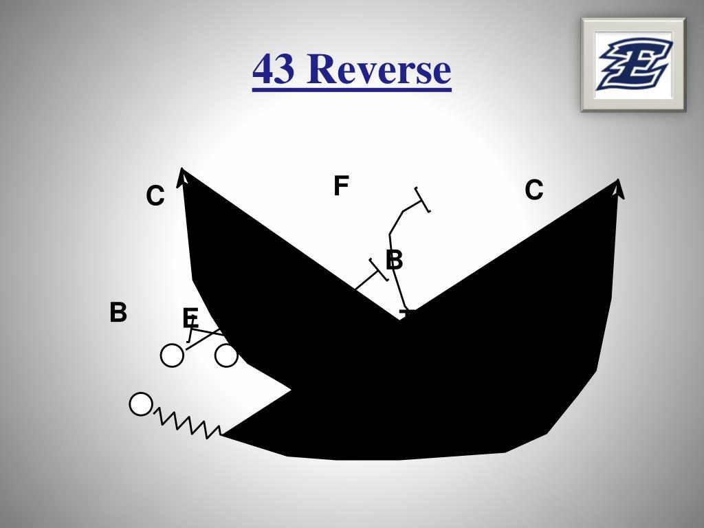 43 Reverse
