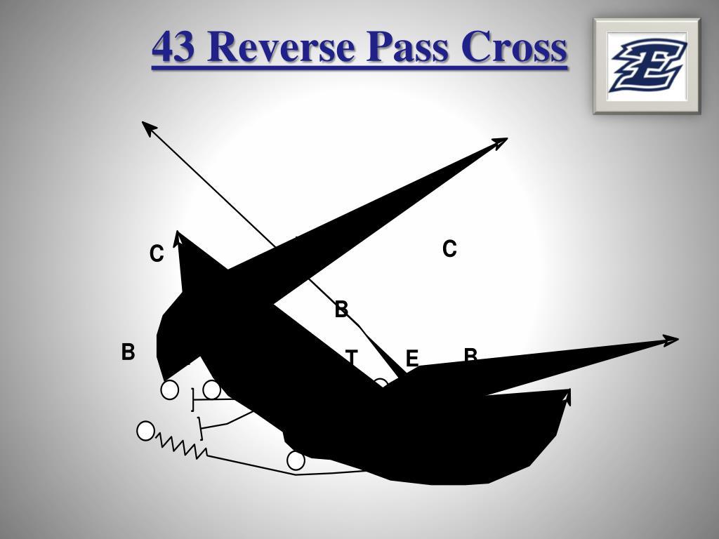 43 Reverse Pass Cross