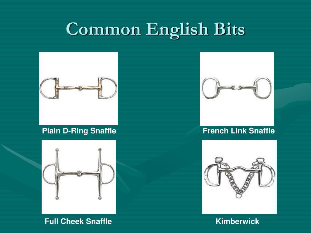 Common English Bits