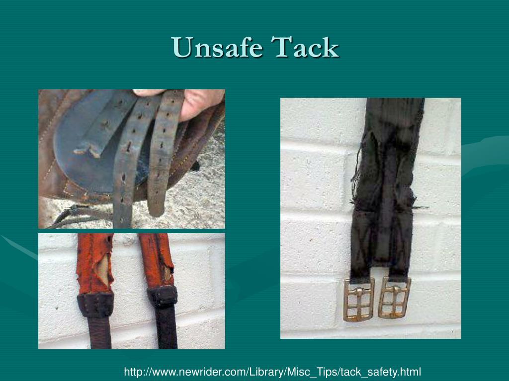 Unsafe Tack