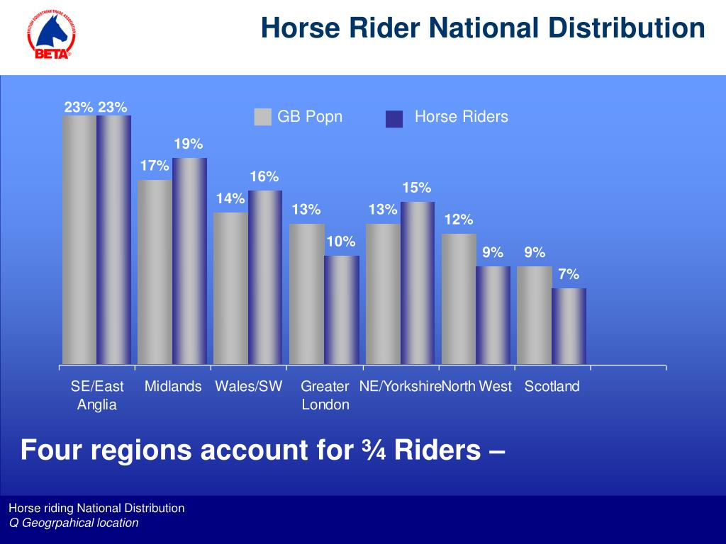 Horse Rider National Distribution