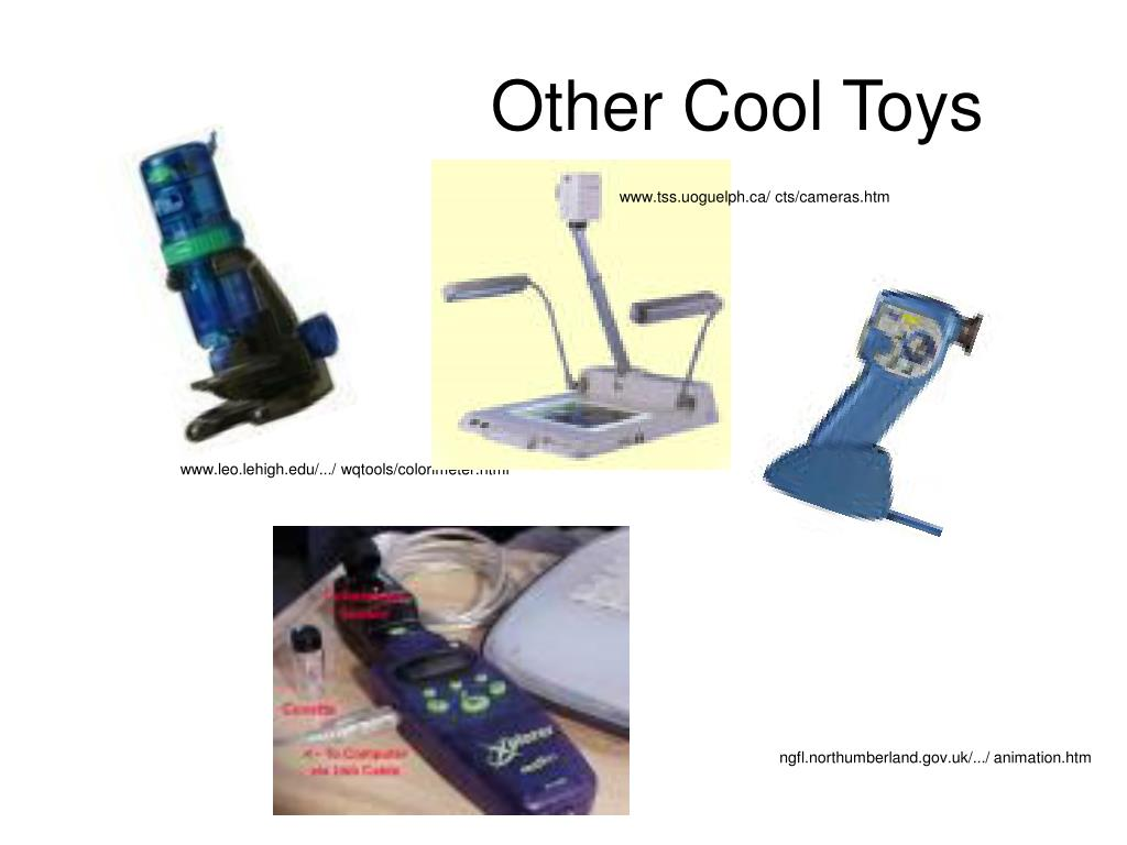 Other Cool Toys