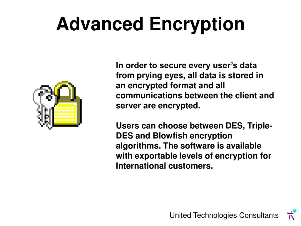 Advanced Encryption
