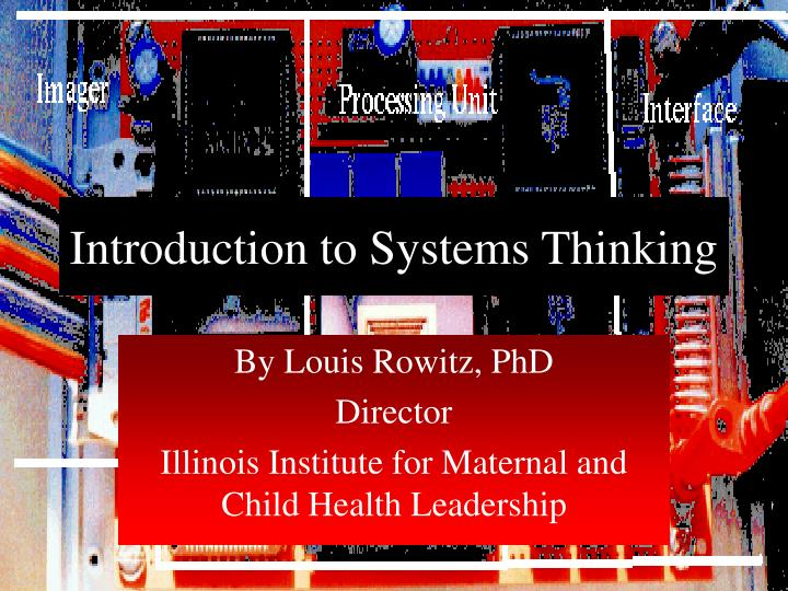 Introduction to systems thinking l.jpg