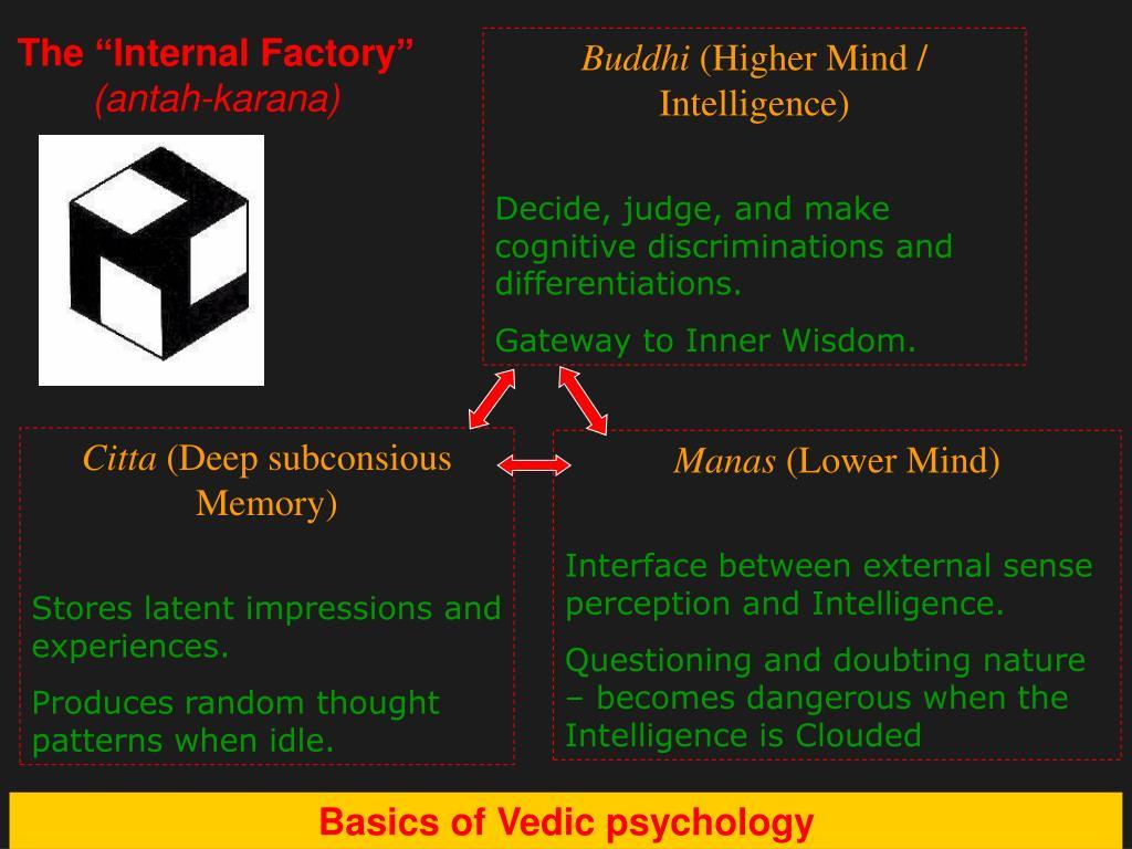 "The ""Internal Factory"""