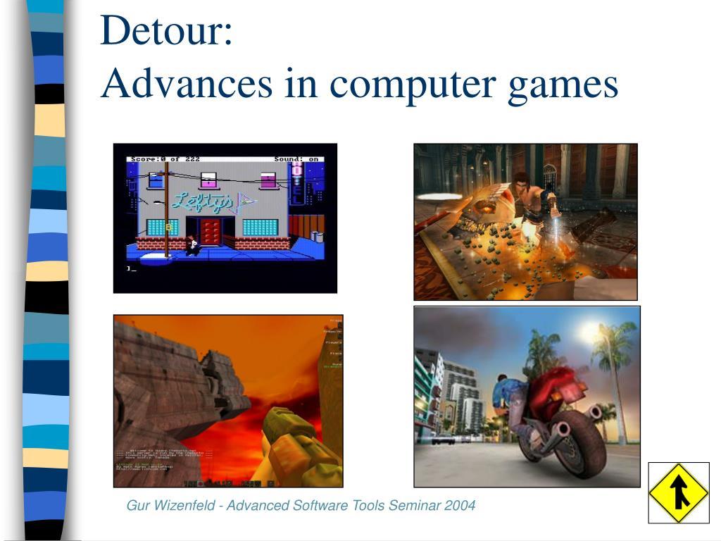 Detour: