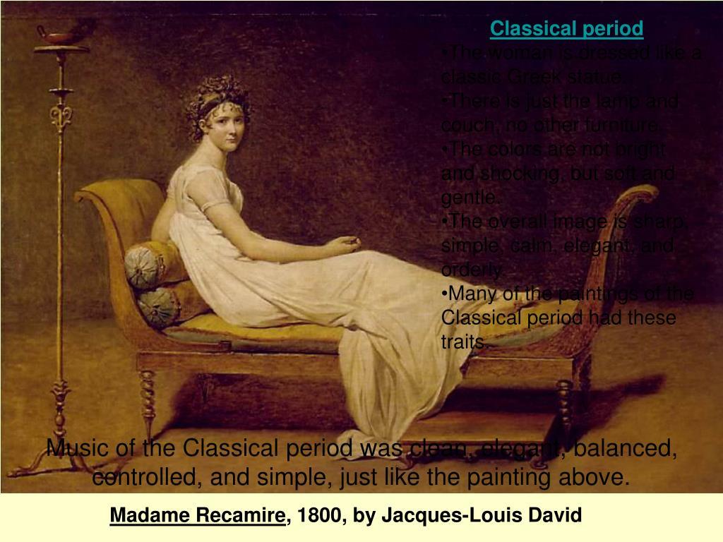 Madame Recamire