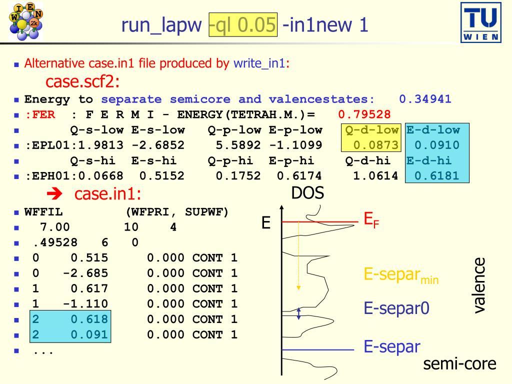 WIEN2k - PaNdata Software
