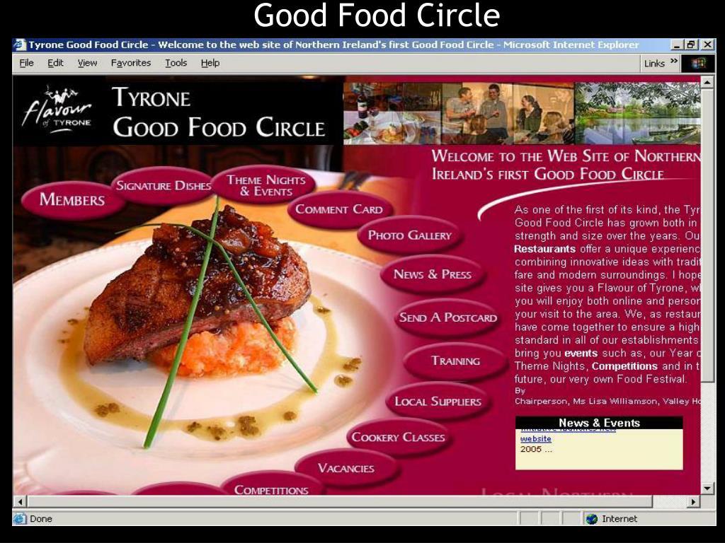 Good Food Circle