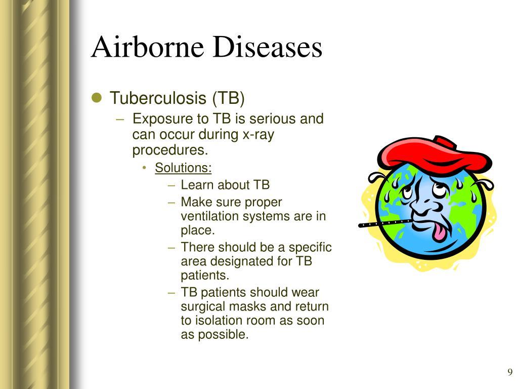 airborne disease