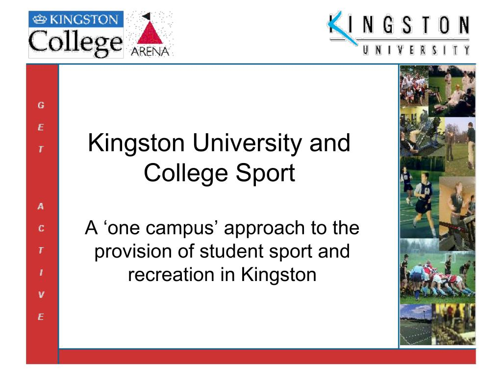 Kingston University and College Sport