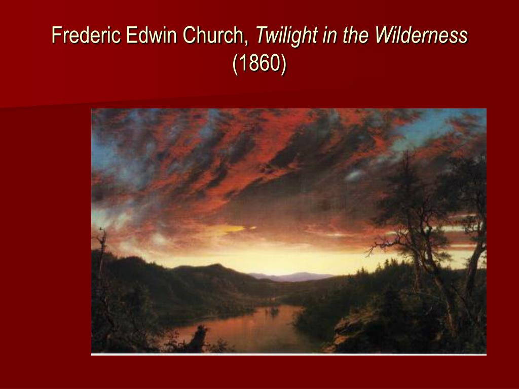 Frederic Edwin Church,