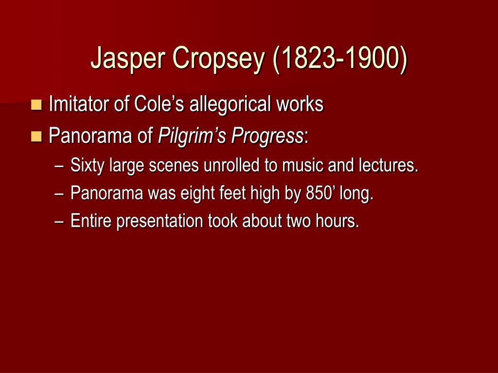 Jasper Cropsey (1823-1900)