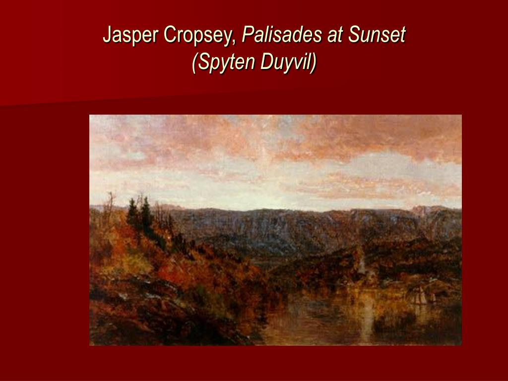 Jasper Cropsey,