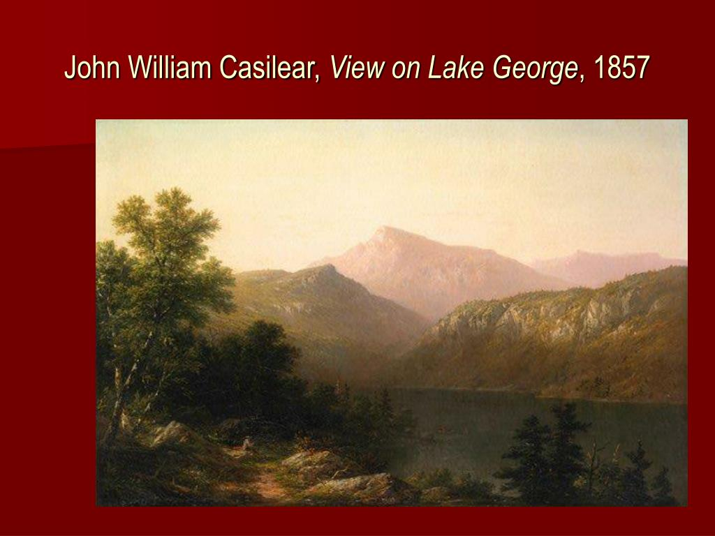 John William Casilear,