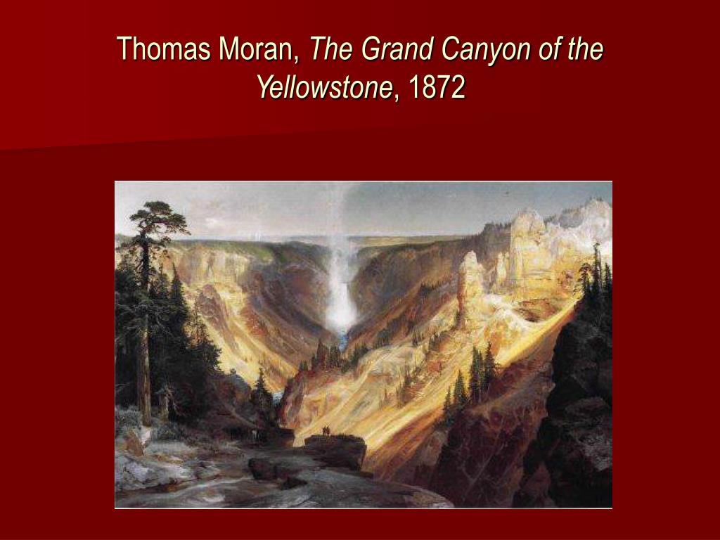 Thomas Moran,
