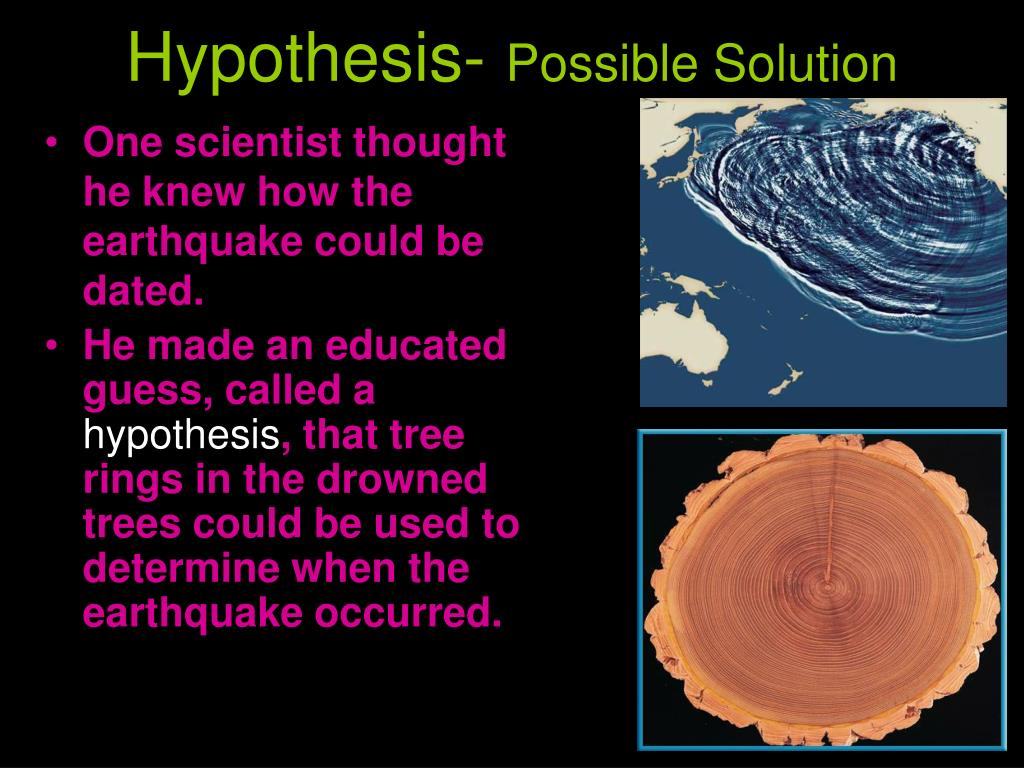 Hypothesis-
