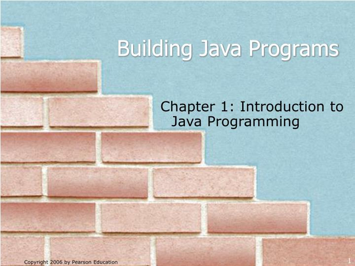 Building java programs l.jpg