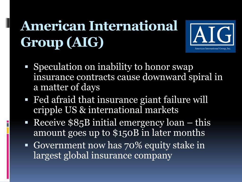 Careers at AIG