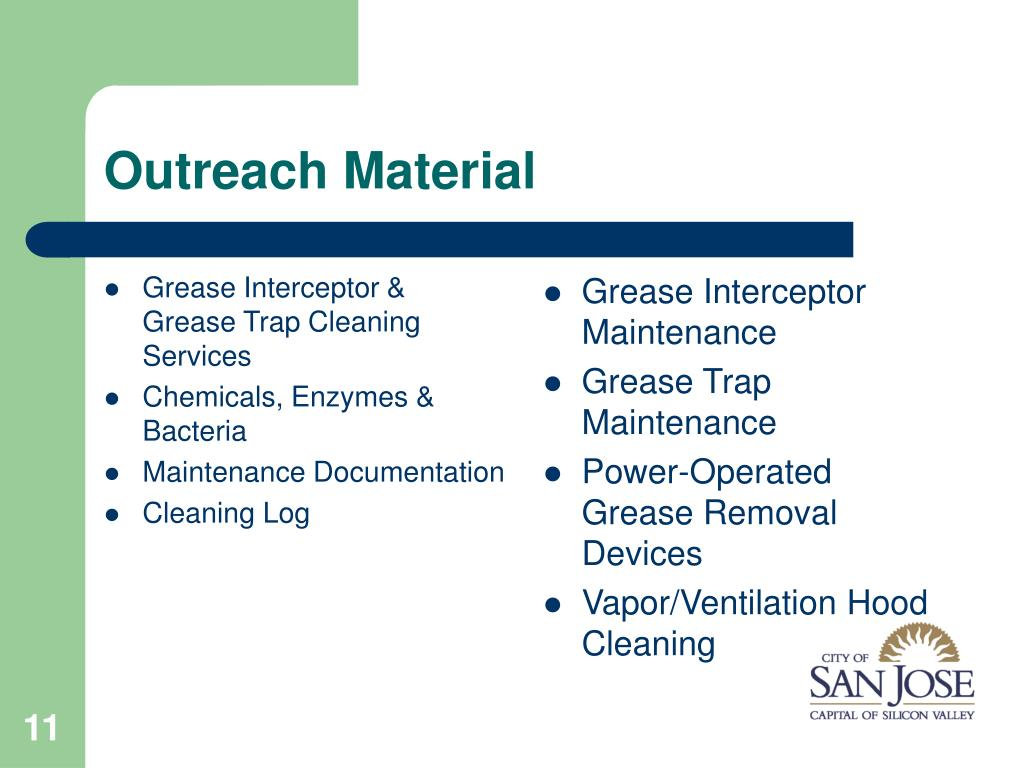 Grease Interceptor & Grease Trap Cleaning Services