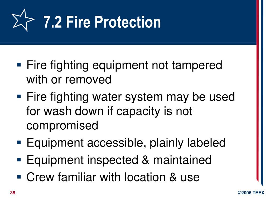 Fire Protection Solutions For Liquefied Natural Gas