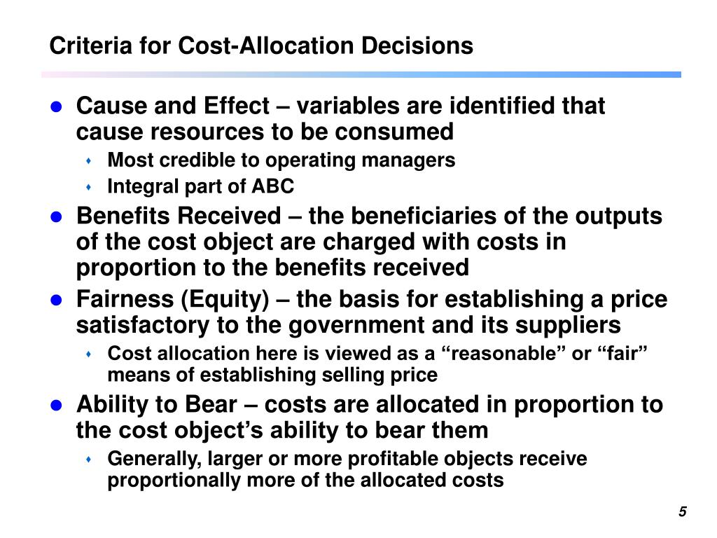 cost allocation basis You must make this allocation to figure your basis for depreciation and gain or loss on if you made a mistake in figuring the cost basis of subdivided lots.