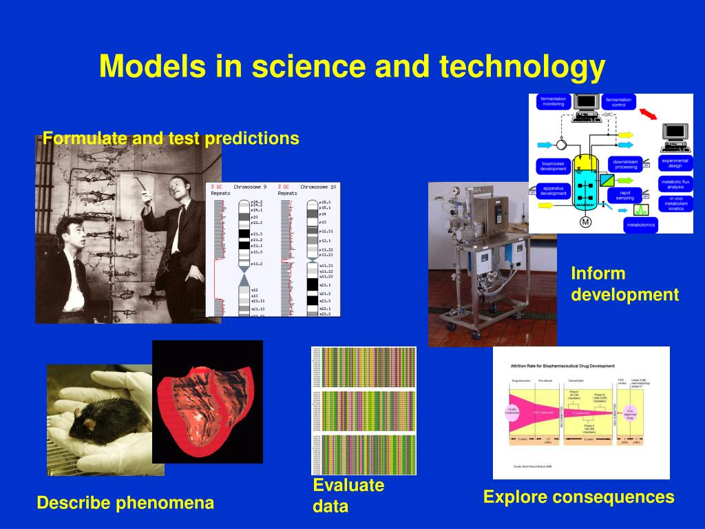 Models in science and technology