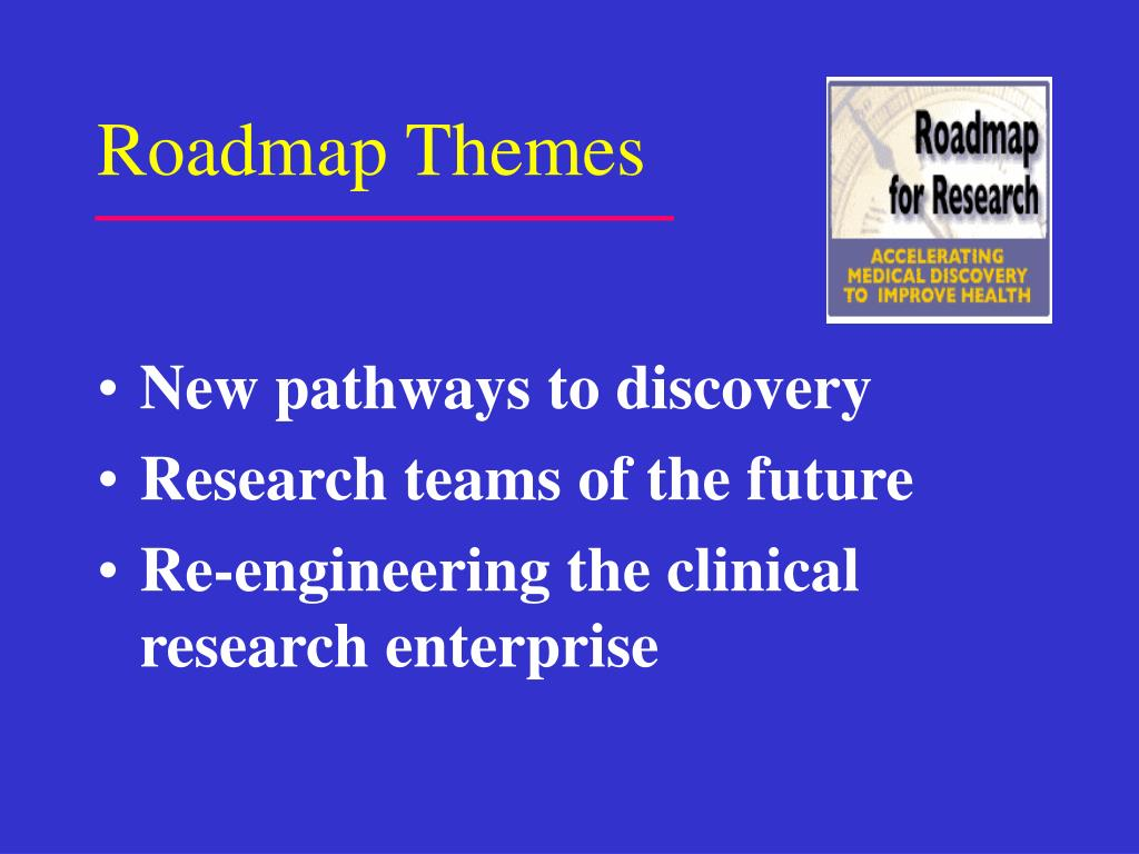 Roadmap Themes