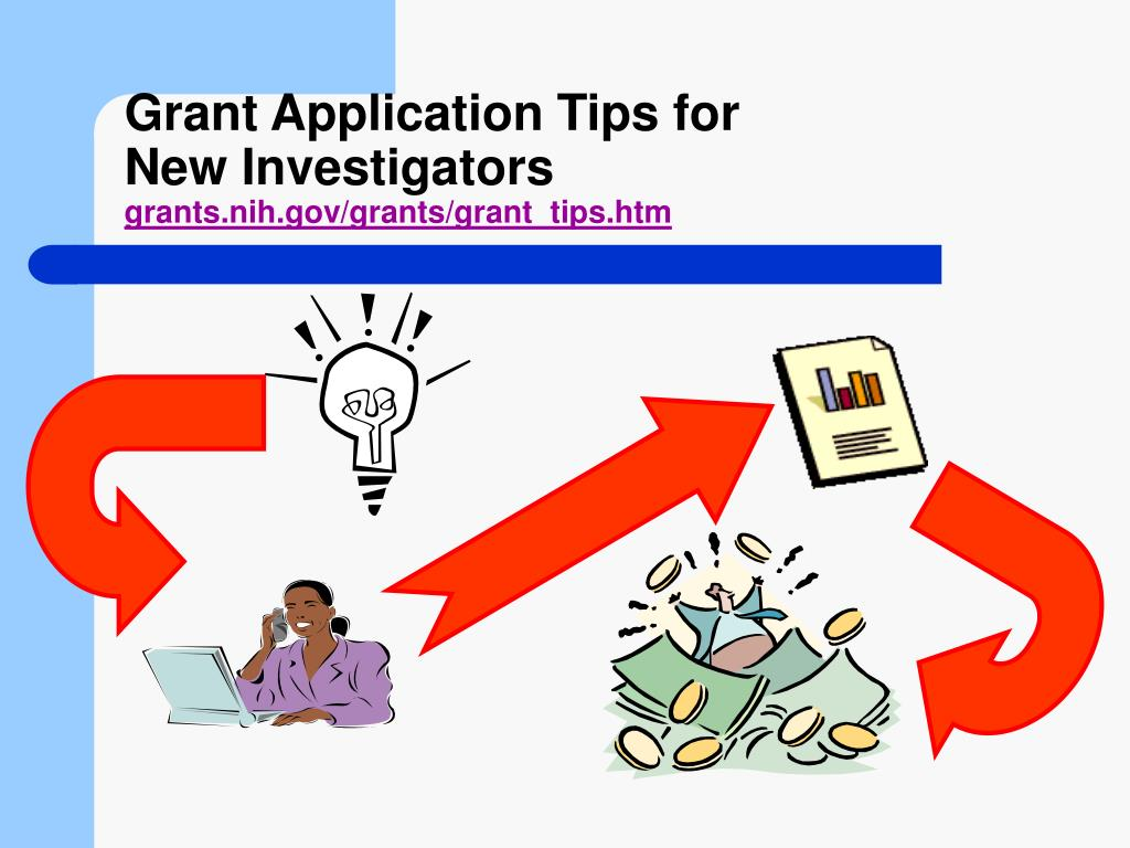 Grant Application Tips for