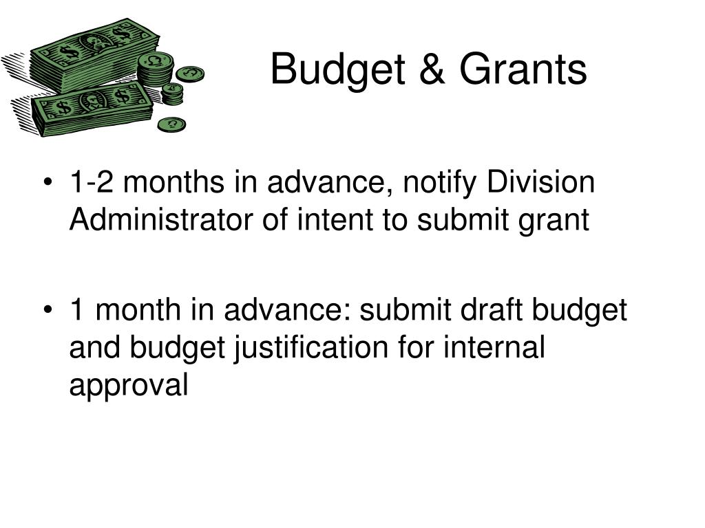 Budget & Grants