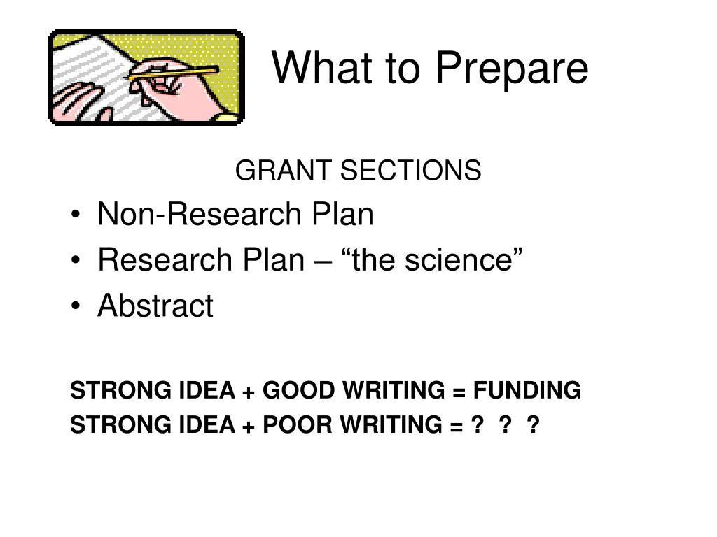 What to Prepare